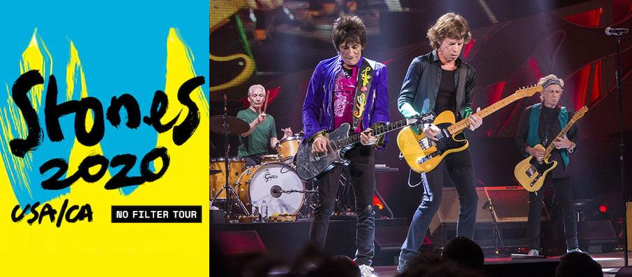 The Rolling Stones at Gillette Stadium