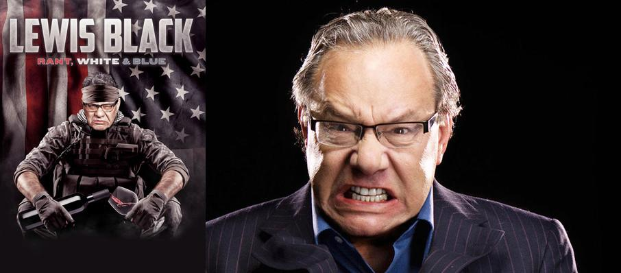 Lewis Black at Capitol Center for the Arts