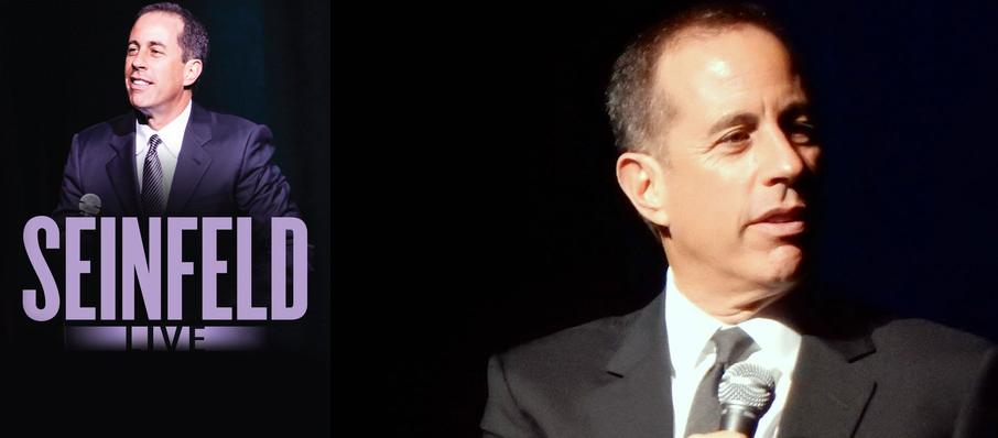 Jerry Seinfeld at Wang Theater