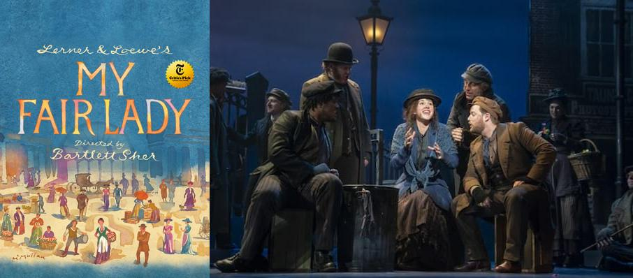 My Fair Lady at Citizens Bank Opera House