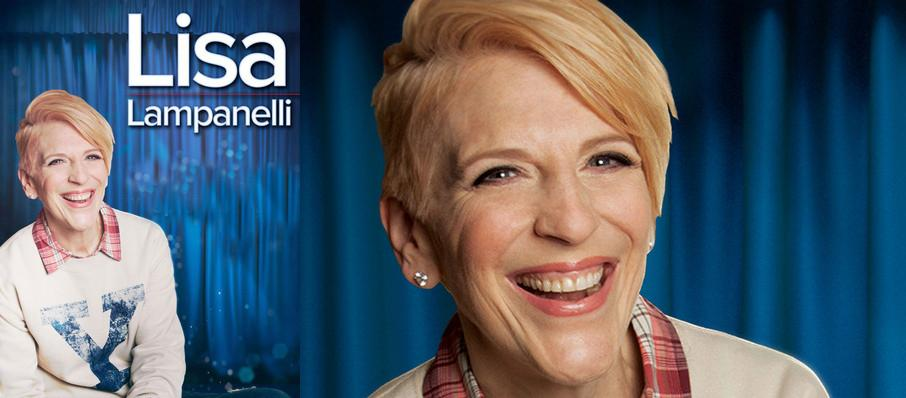 Lisa Lampanelli at Wilbur Theater