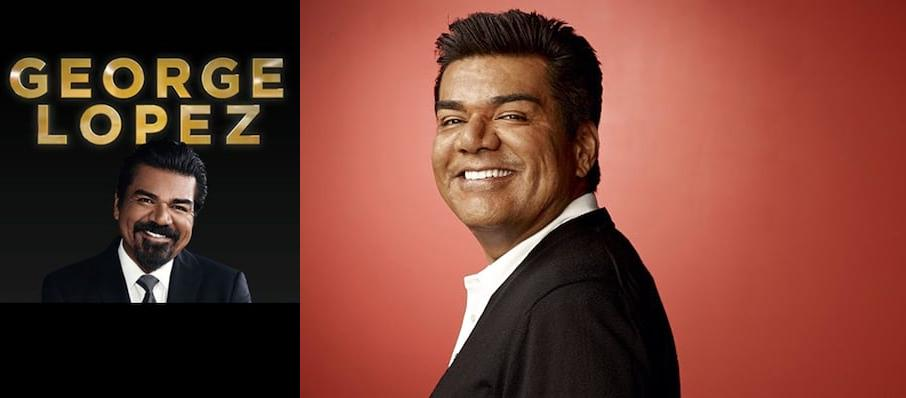 George Lopez at Chevalier Theatre