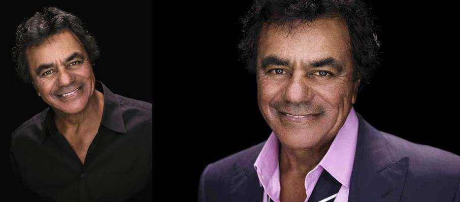 Johnny Mathis at Chevalier Theatre