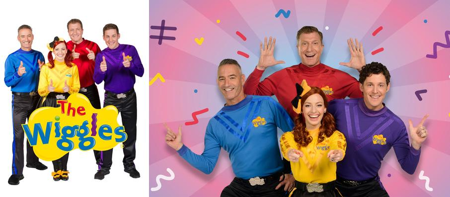 The Wiggles at Shubert Theatre