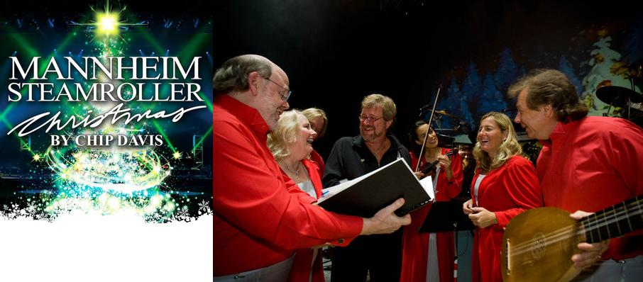 Mannheim Steamroller at Emerson Colonial Theater