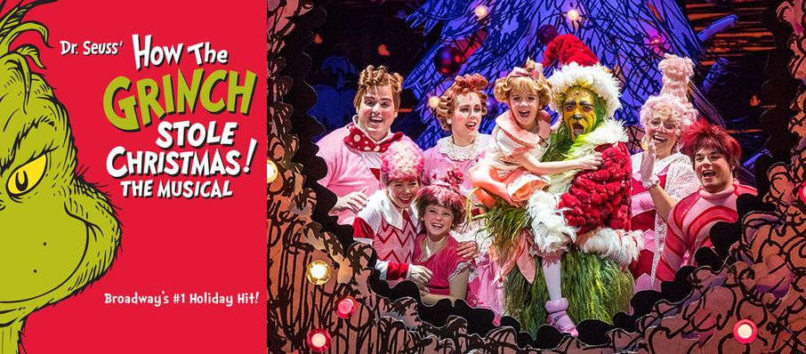 How The Grinch Stole Christmas at Wang Theater