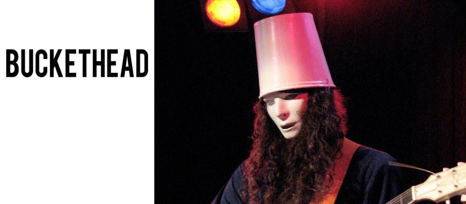 Buckethead at Wilbur Theater