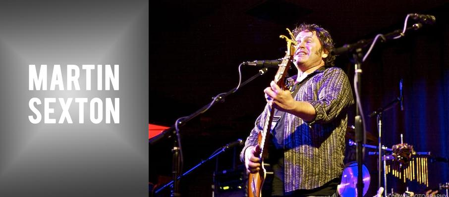 Martin Sexton at Wilbur Theater