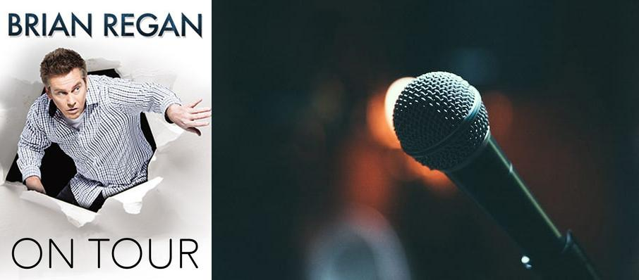 Brian Regan at Chevalier Theatre