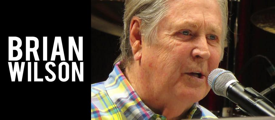 Brian Wilson at Orpheum Theater