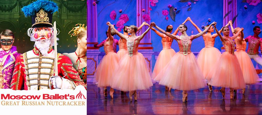 Moscow Ballet's Great Russian Nutcracker at Orpheum Theater