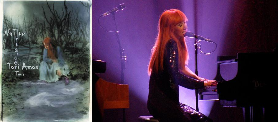 Tori Amos at Orpheum Theater