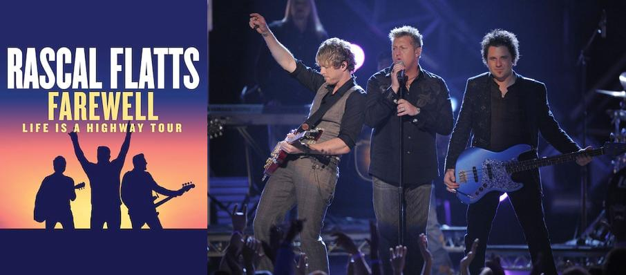 Rascal Flatts at Xfinity Center