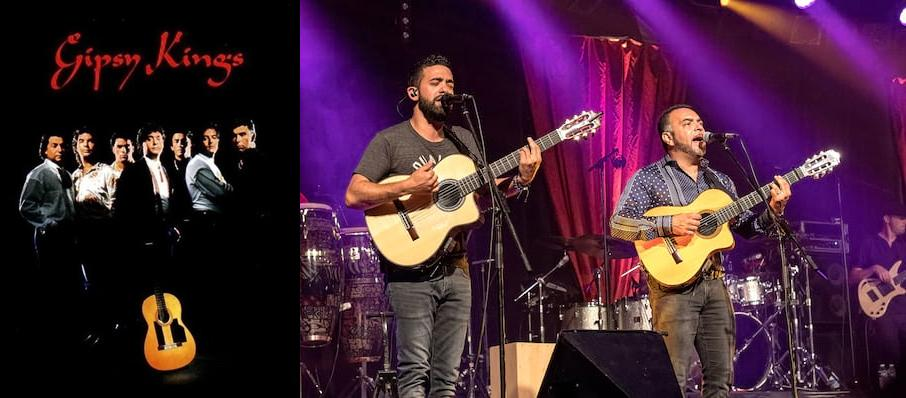 Gipsy Kings at Lynn Memorial Auditorium
