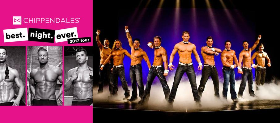 Chippendales at House of Blues