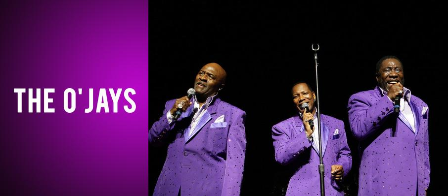 The O'jays at Chevalier Theatre