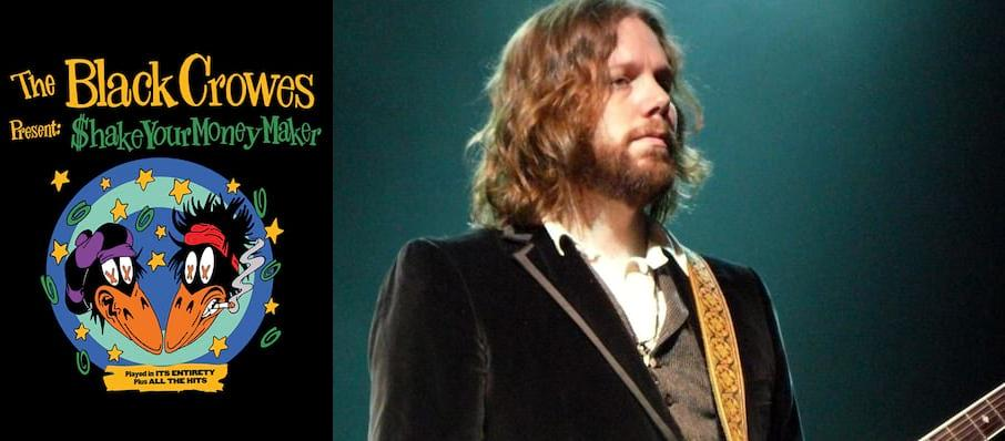 Black Crowes at Xfinity Center
