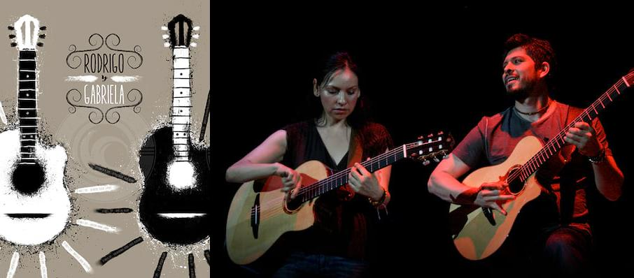 Rodrigo Y Gabriela at Tanglewood Music Center