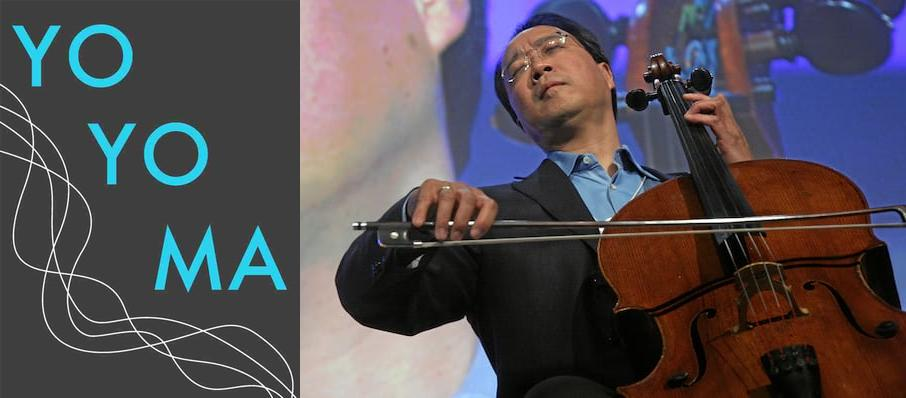 Yo-Yo Ma at Tanglewood Music Center