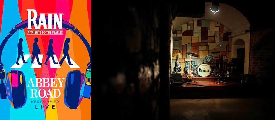 Rain - A Tribute to the Beatles at Lynn Memorial Auditorium