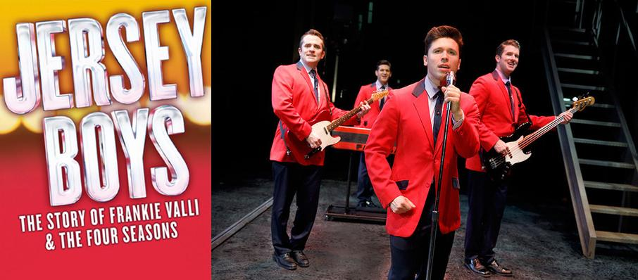 Jersey Boys at Capitol Center for the Arts