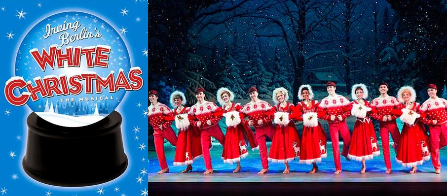 Irving Berlin's White Christmas at Wang Theater