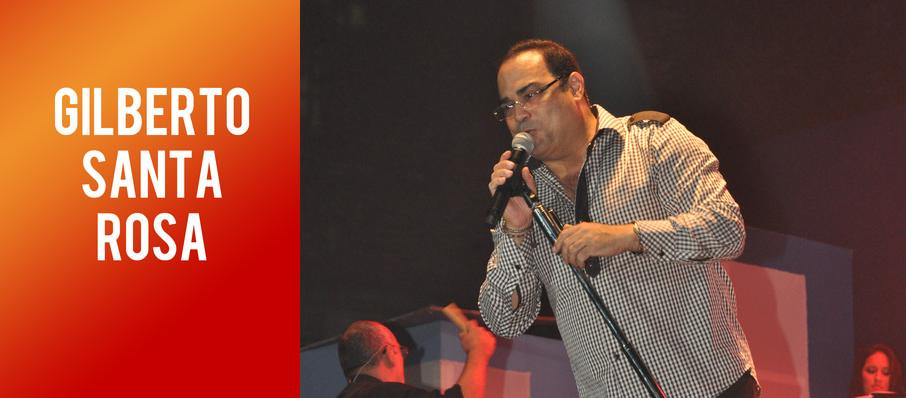 Gilberto Santa Rosa at Lynn Memorial Auditorium