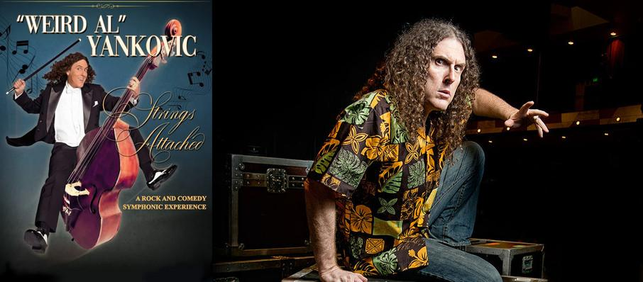 Weird Al Yankovic at Rockland Trust Bank Pavilion