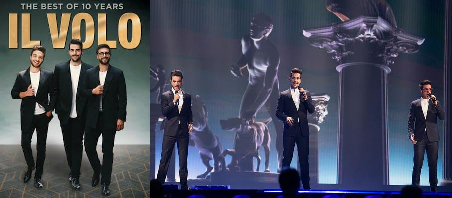 Il Volo at Wang Theater