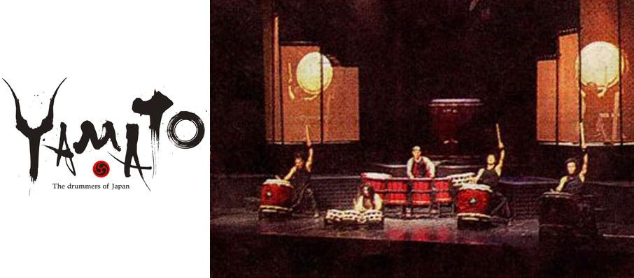 Yamato - The Drummers of Japan at Berklee Performance Center