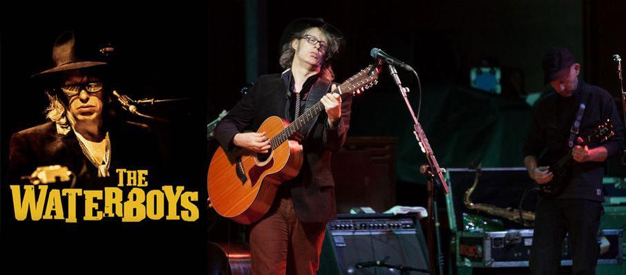 The Waterboys at Wilbur Theater