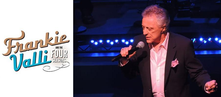 Frankie Valli & The Four Seasons at Emerson Colonial Theater