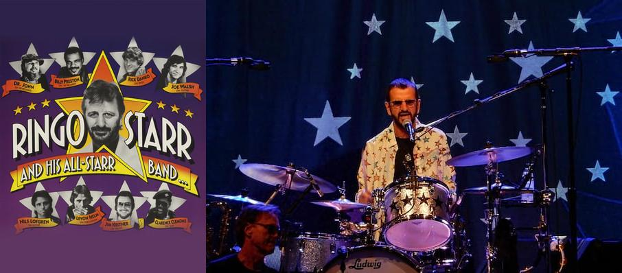 Ringo Starr And His All Starr Band at Wang Theater