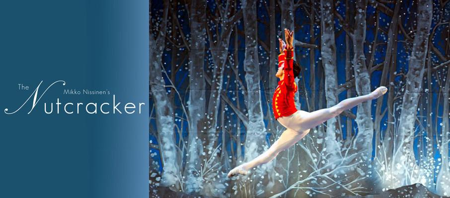 Boston Ballet: The Nutcracker at Boston Opera House