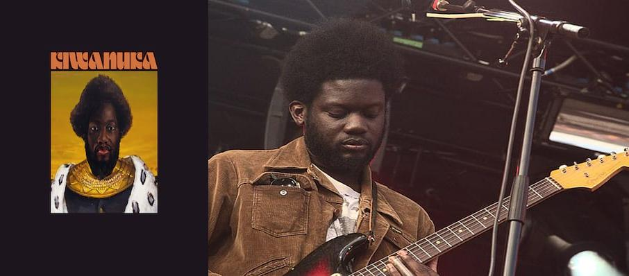 Michael Kiwanuka at Royale Boston