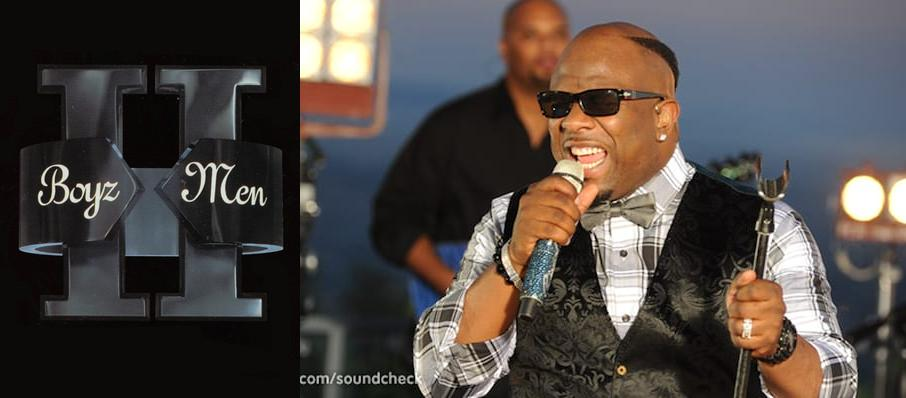 Boyz II Men at Cape Cod Melody Tent