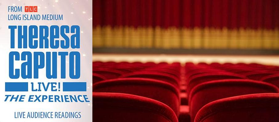 Theresa Caputo at Capitol Center for the Arts