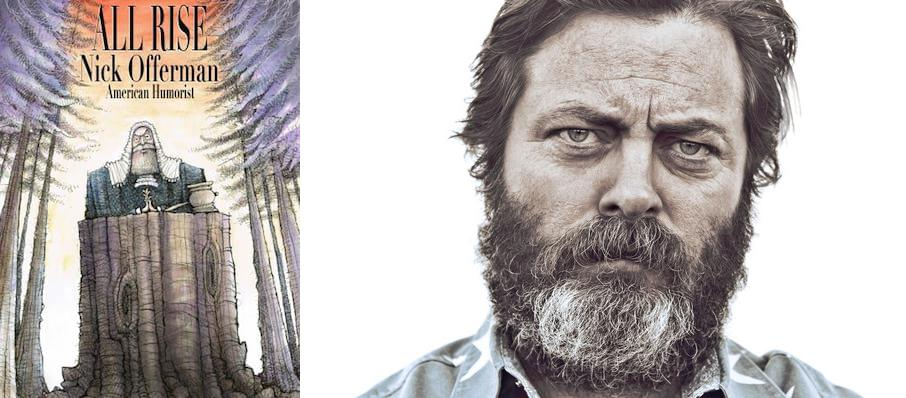 Nick Offerman at Chevalier Theatre