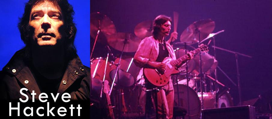 Steve Hackett at Wilbur Theater