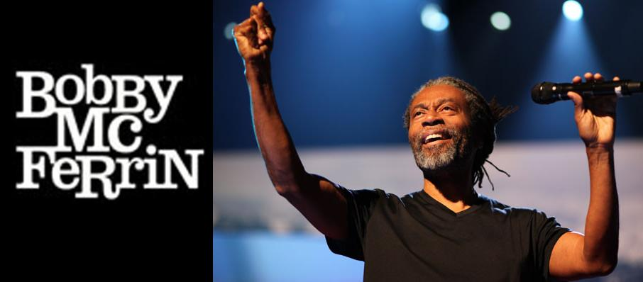 Bobby McFerrin at Wilbur Theater