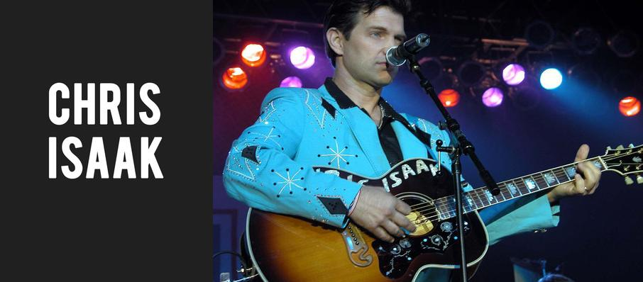 Chris Isaak at Wilbur Theater