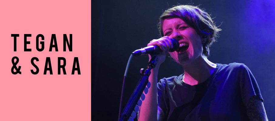 Tegan and Sara at Orpheum Theater
