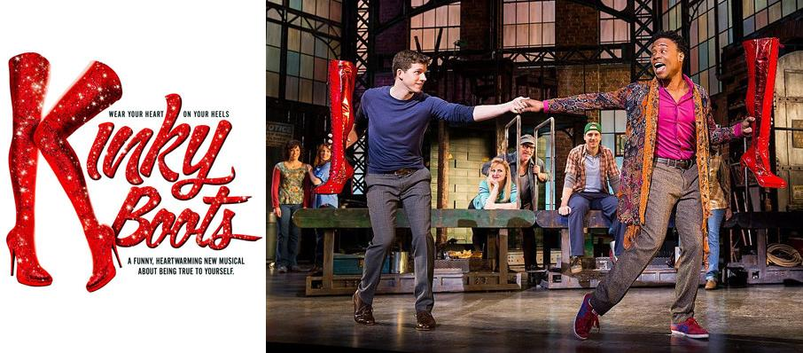 Kinky Boots at Emerson Colonial Theater
