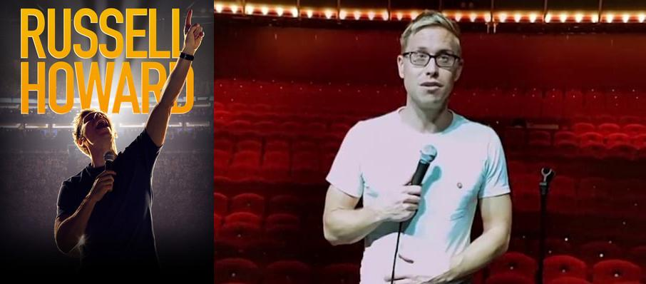 Russell Howard at Brighton Music Hall