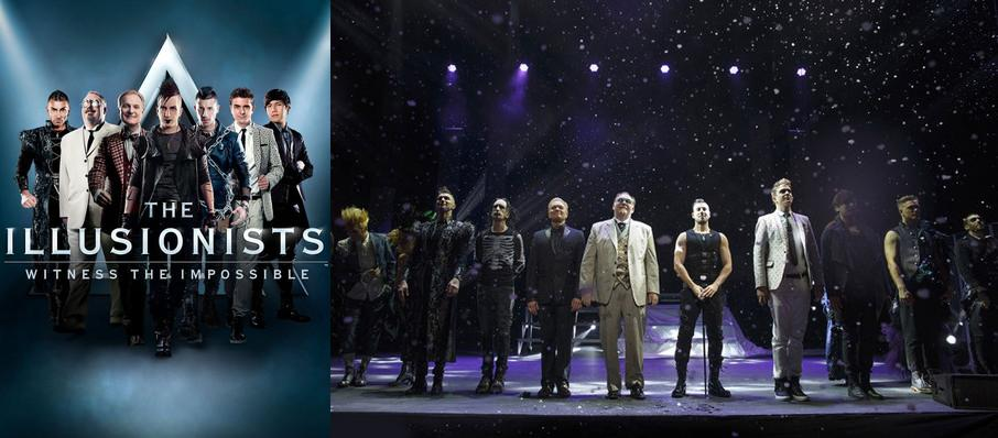 The Illusionists at Boston Opera House