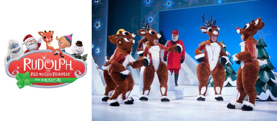 Rudolph the Red-Nosed Reindeer at Wang Theater