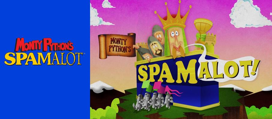 Monty Python's Spamalot at Capitol Center for the Arts