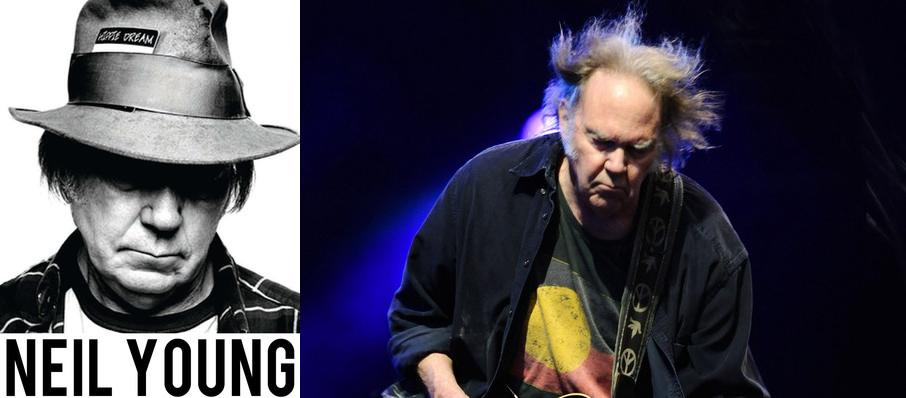 Neil Young at Wang Theater