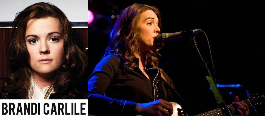 Brandi Carlile at Orpheum Theater