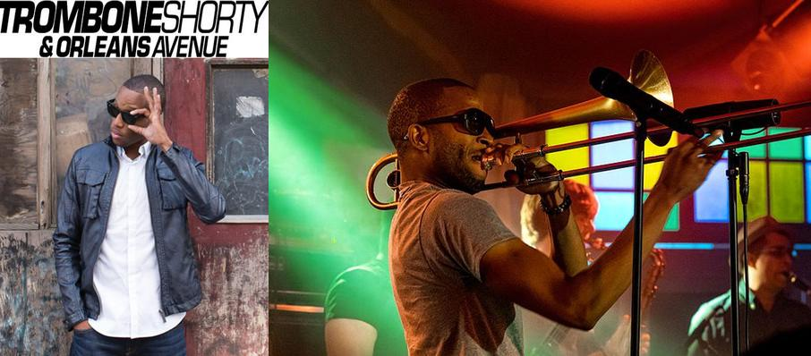 Trombone Shorty And Orleans Avenue at Orpheum Theater